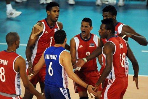 voleibol de Cuba