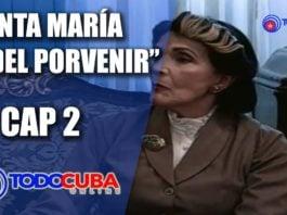 SANTA MARÍA DEL PORVENIR CAP 2