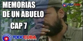 MEMORIAS DE UN ABUELO CAP 7